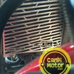 Cover Radiator CBR 150 - Cover Radiator CBR 150 - Cover Radiator CBR 150 - Cover Radiator CBR 150