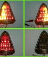 Stoplamp 3 in 1 R15