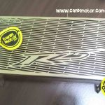Radiator Grill / Cover Pelindung R25 (Stainless) - Radiator Grill / Cover Pelindung R25 (Stainless) - Radiator Grill / Cover Pelindung R25 (Stainless) - Radiator Grill / Cover Pelindung R25 (Stainless)