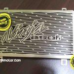 Radiator Grill / Cover Pelindung Ninja 250 FI (Stainless) - Radiator Grill / Cover Pelindung Ninja 250 FI (Stainless) - Radiator Grill / Cover Pelindung Ninja 250 FI (Stainless) - Radiator Grill / Cover Pelindung Ninja 250 FI (Stainless)