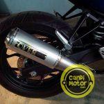 Knalpot Over Racing GP Style R25
