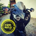 Spion CBR 1000cc & Windshield Jenong