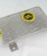 Cover Radiator CBR K45 (Stainless) - Cover Radiator CBR K45 (Stainless) - Cover Radiator CBR K45 (Stainless) - Cover Radiator CBR K45 (Stainless)