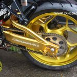 Swing Arm CBR 150 (Delkevic) - Swing Arm CBR 150 (Delkevic) - Swing Arm CBR 150 (Delkevic) - Swing Arm CBR 150 (Delkevic)