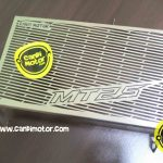 Radiator Cover MT25 (Stainless) - Radiator Cover MT25 (Stainless) - Radiator Cover MT25 (Stainless) - Radiator Cover MT25 (Stainless)
