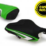 Seat Skin / Kulit Jok Luimoto ZX636 - Seat Skin / Kulit Jok Luimoto ZX636 - Seat Skin / Kulit Jok Luimoto ZX636 - Seat Skin / Kulit Jok Luimoto ZX636