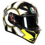 Helm AGV K3 SV Rossi Gothic - Helm AGV K3 SV Rossi Gothic - Helm AGV K3 SV Rossi Gothic - Helm AGV K3 SV Rossi Gothic