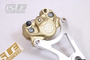 Bracket Kaliper / Dudukan Brembo Belakang Yamaha R25 MT25