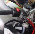 Master Rem Brake Cylinder Brembo RCS 19