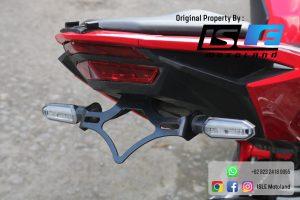 Tail Tidy / Dudukan Plat CBR 250 RR - Woolden Racing