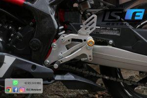 Foot Step Racing Honda CBR 250 RR B'Pro Duralium