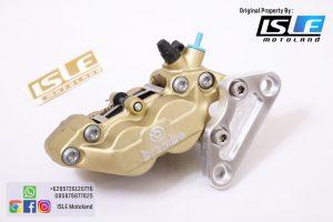 Bracket Kaliper Depan Brembo Yamaha XMax 4 Piston 1 Pin