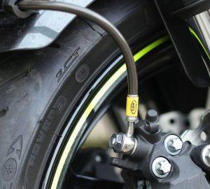 Slang Rem HEL Racing Yamaha XMax 250