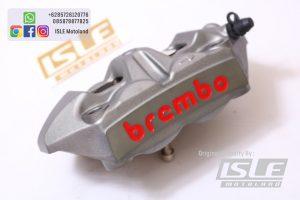 Kaliper Brembo Caliper Depan M4 Monoblock CBR 250 RR