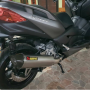 Akrapovic Yamaha X-Max XMax 250 Slip On