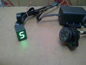 Gear Indicator (Generic) - CBR 150, R15, CB150
