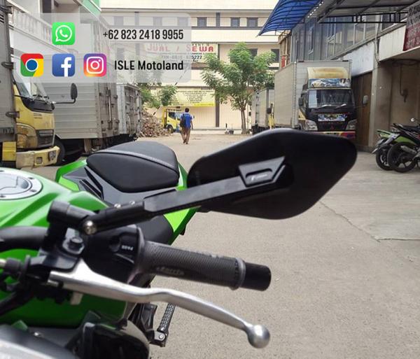 Spion Model Rizoma Elisse Honda CB500 Kecil CNC