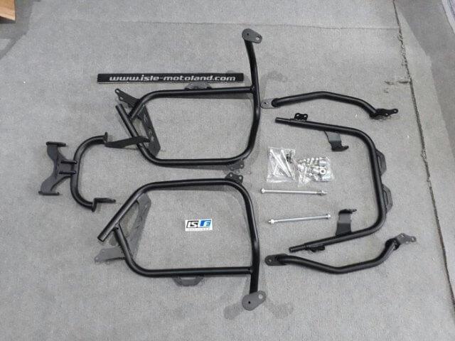 Crash Bar Pelindung Mesin Honda CRF250Rally