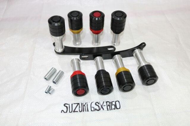 Frame Slider Aero Crash Suzuki GSX R150 ZOX