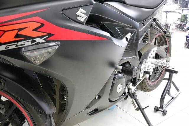 Frane Slider GSX R 150