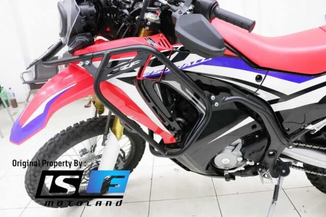 Crash Bar Pelindung Mesin Honda CRF250Rally