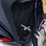 V Grill DownPipe Grillle Pelindung Kolong Honda CBR 250RR