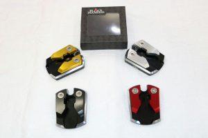 Stand enlarger Black Diamond Yamaha N-max Aerox 155 X-max 250