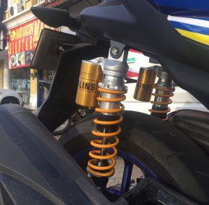 Shockbreaker Sok Belakang Shock Ohlins Yamaha Aerox 155
