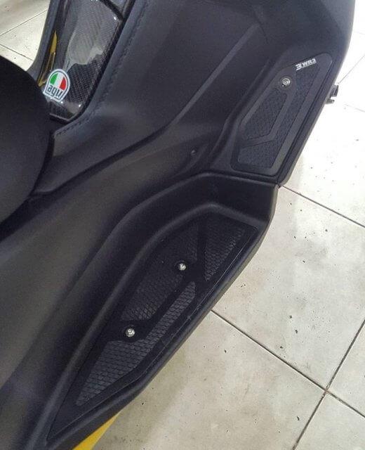 Bordes Karpet Alas Kaki Yamaha XMax X Max 250 - WR3