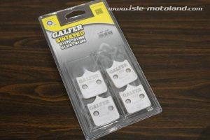 GALFER Brake Pad Sintered FD437 G1375 BMW S1000RR S1000R Naked Depan