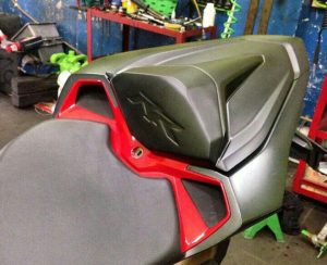 Single Seater CBR 250 RR Costum Premium 2