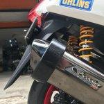 Exhaust Protector Pelindung Knalpot Serket Taper Universal WR3
