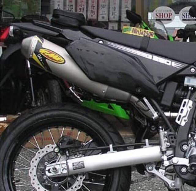 FMF RACING Knalpot Q4 Full System Kawasaki KLX 250 - FMF RACING Knalpot Q4 Full System Kawasaki KLX 250 - FMF RACING Knalpot Q4 Full System Kawasaki KLX 250 - FMF RACING Knalpot Q4 Full System Kawasaki KLX 250