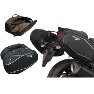 Saddle Bag Tas Samping Motor SHAD E-48