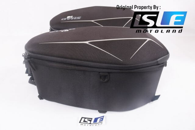 Saddle Bag Tas Samping Motor SHAD E-48