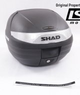 SHAD - Top Box SH29 Black Universal