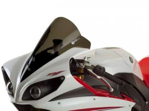 Windshield Yamaha YZF R6 Zero Gravity Double Bubble Smoke