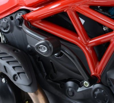 AERO CRASH PROTECTOR DUCATI MONSTER 821 1200 R & S'14- UP R&G