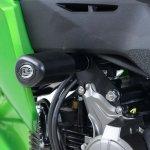 Aero Crash Protector Frame Slider Kawasaki Z125 R&G