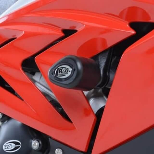 Aero Crash Protectors Frame Slider Non Drill BMW S1000RR 2015-2017 R&G