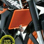 Cover Radiator Guard KTM 390 Duke RC125 200 390 R&G