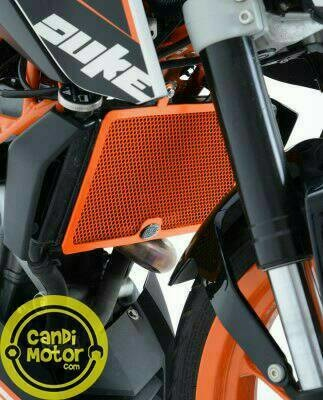 Cover Radiator Guard KTM 390 Duke RC125 200 390 R&G