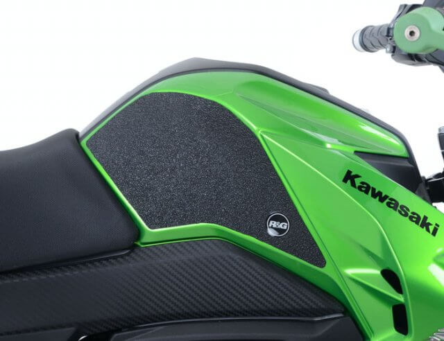 EAZIGRIP TANK TRACTION GRIP SIDE TANK KAWASAKI Z125 R&G