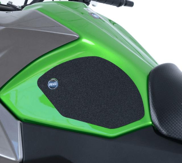 Eazi Traction Grips Tank pad Samping Kawasaki Versys X 250 R&G