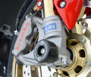 FORK PROTECTOR AXLE SLIDER CBR1000RR 2012-2014 (ALSO FOR SP) R&G