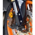 Fork Protector Axle Slider Honda CBR 600RR R&G