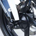 Fork Protectors Axle Slider BMW G310R