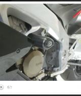 Frame Slider Aero Crash Protector Aprilia RSV4