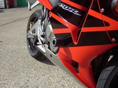 Frame Slider Aero Crash Protectors Honda CBR600RR 2013-up R&G