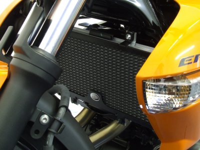 RADIATOR GUARD ER6 VERSYS650